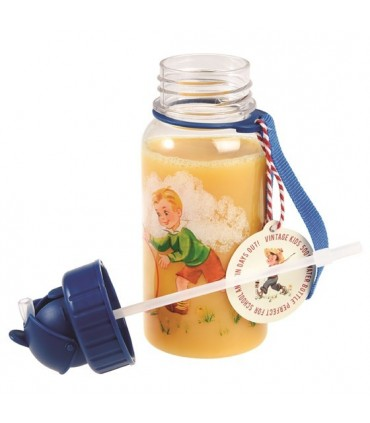 botella pajita para niños rellenable tattookidsstore.es