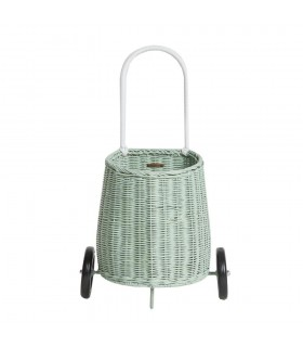 LUGGY BASKET VERDE MENTA