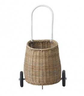 LUGGY BASKET NATURAL
