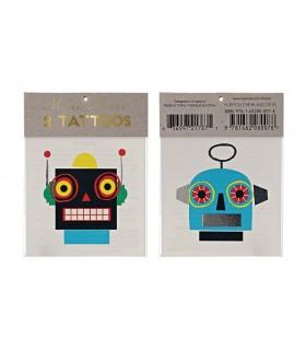 TATTOOS ROBOTS
